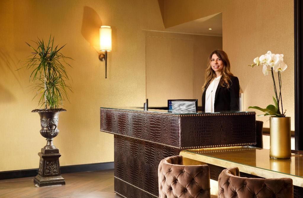 Lobby San Firenze Suites & Spa