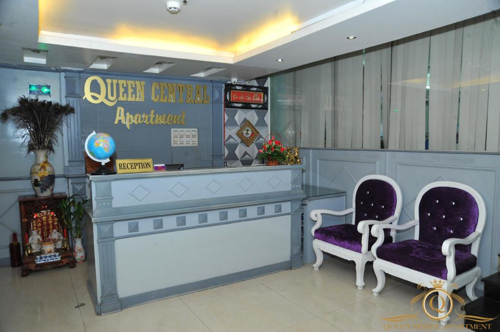 Lobby Queen Central Apartment-Hotel