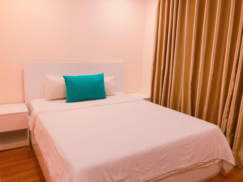 Deluxe Double Room - Bed Queen Central Apartment-Hotel