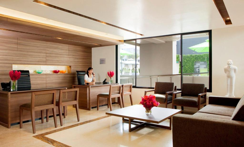 Lobby 8 on Claymore Serviced Residences (SG Clean Certified)