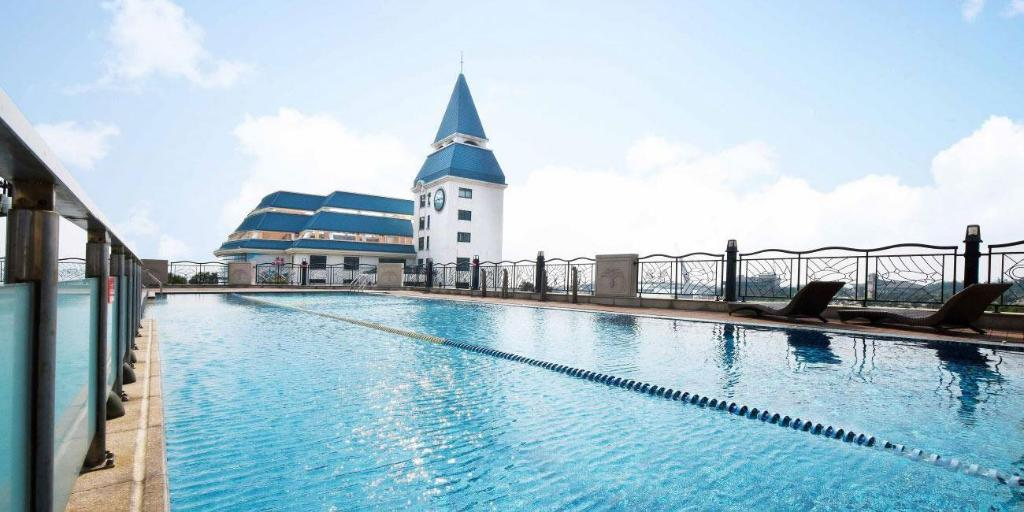 Swimming pool [outdoor] Fullon Hotel Tamsui Fishermen's Wharf