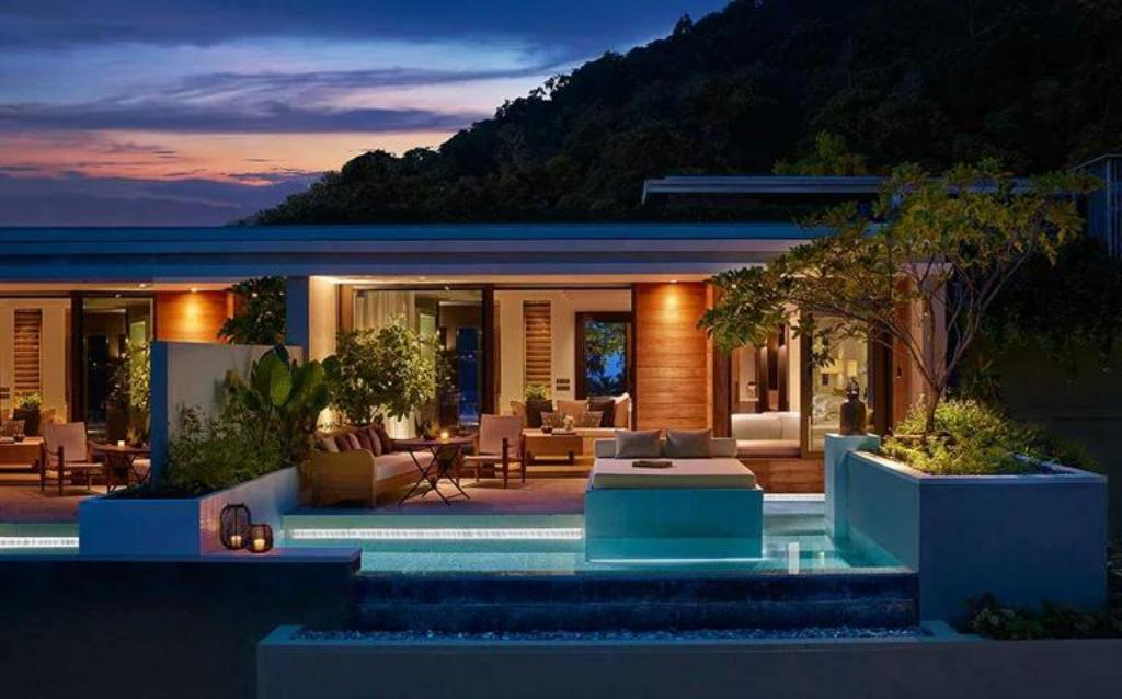 7 Hotel Termewah di Thailand