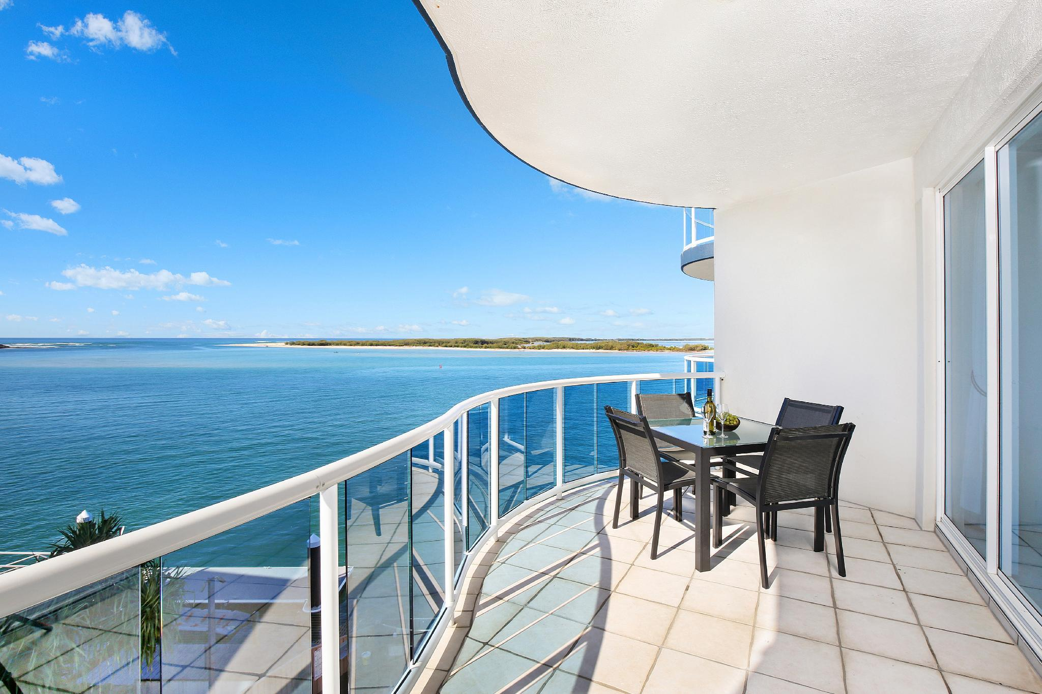 2 Bedroom Penthouse Ocean View