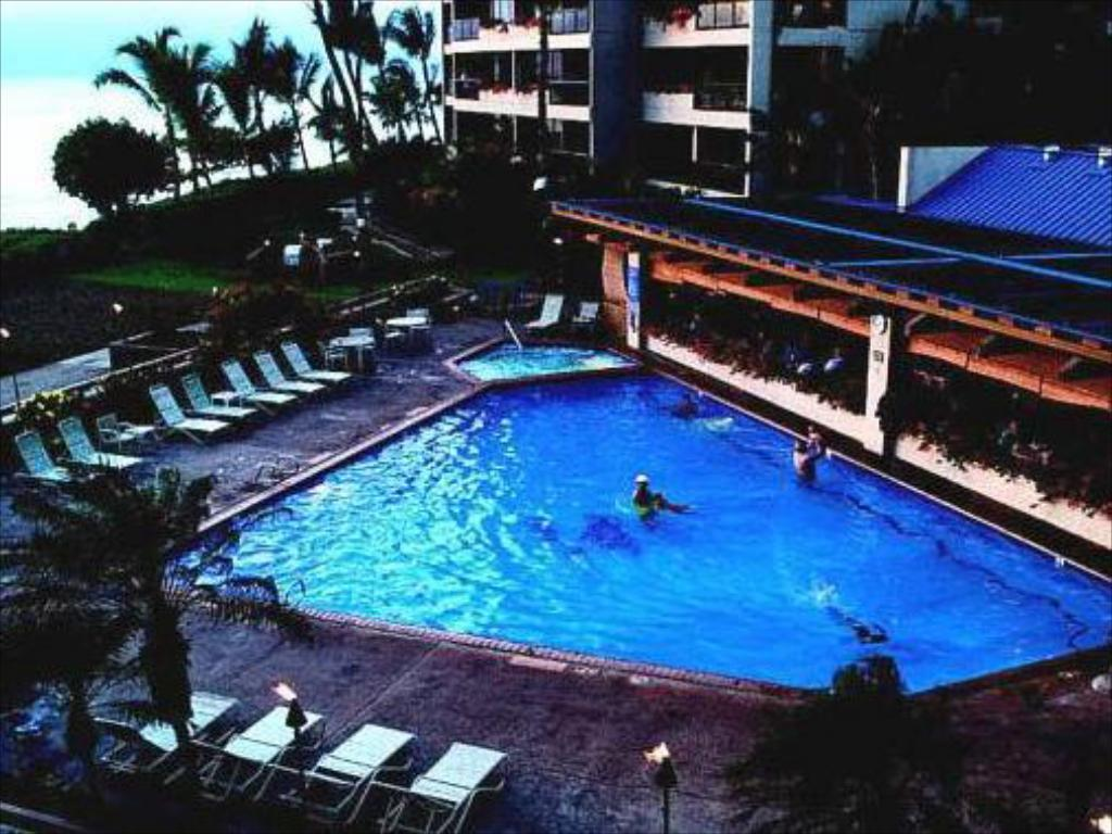 Swimming pool Sands of Kahana Vacation Club