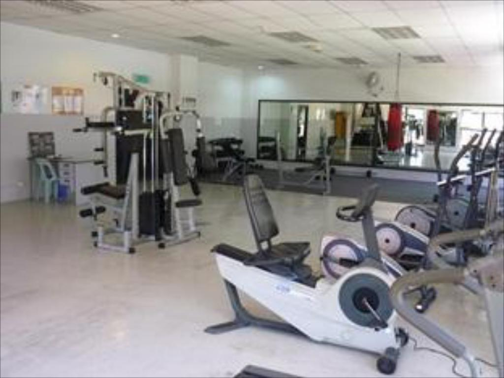 Fitness center KK Stays @ Marina Court Resort Condominium