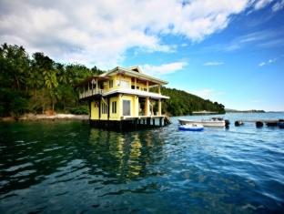 Rumah di Atas Laut (House Above the Sea)