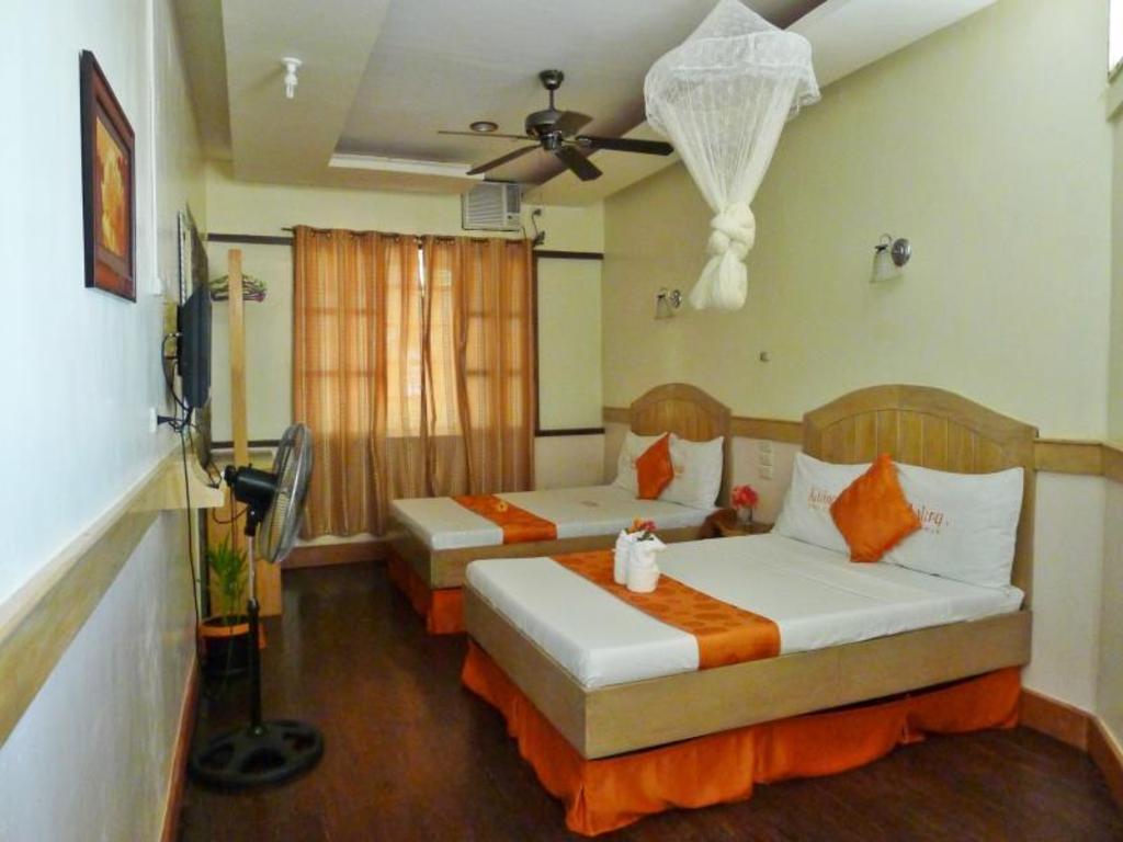 Kalinga Beach Resort In Palawan Room