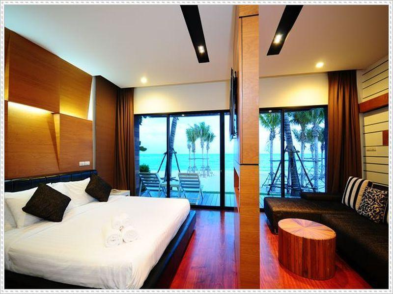 씨뷰 빌라 킹베드 (Sea View Villa King Bed)