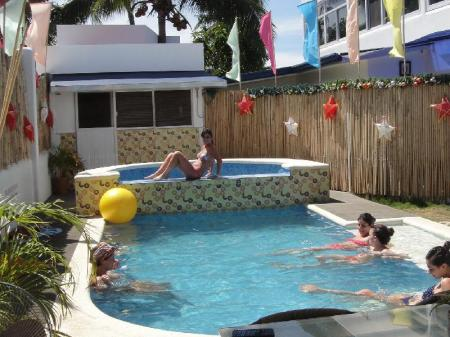 Piscina House of Big Brother