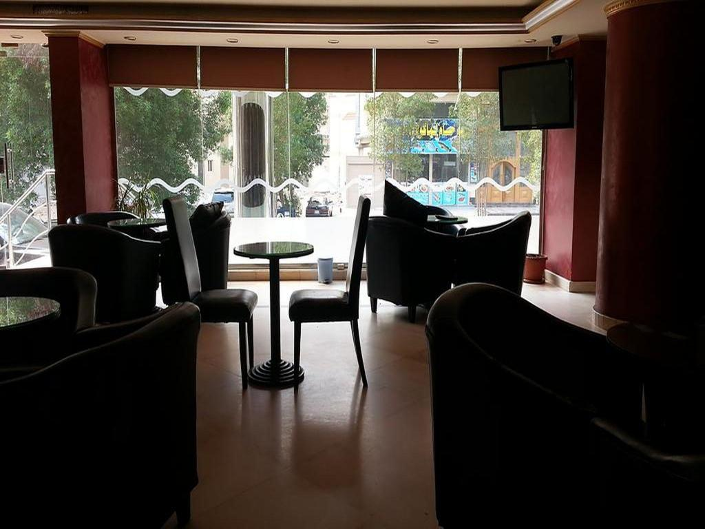 Лобби Panorama Al Masya Furnished Apartment