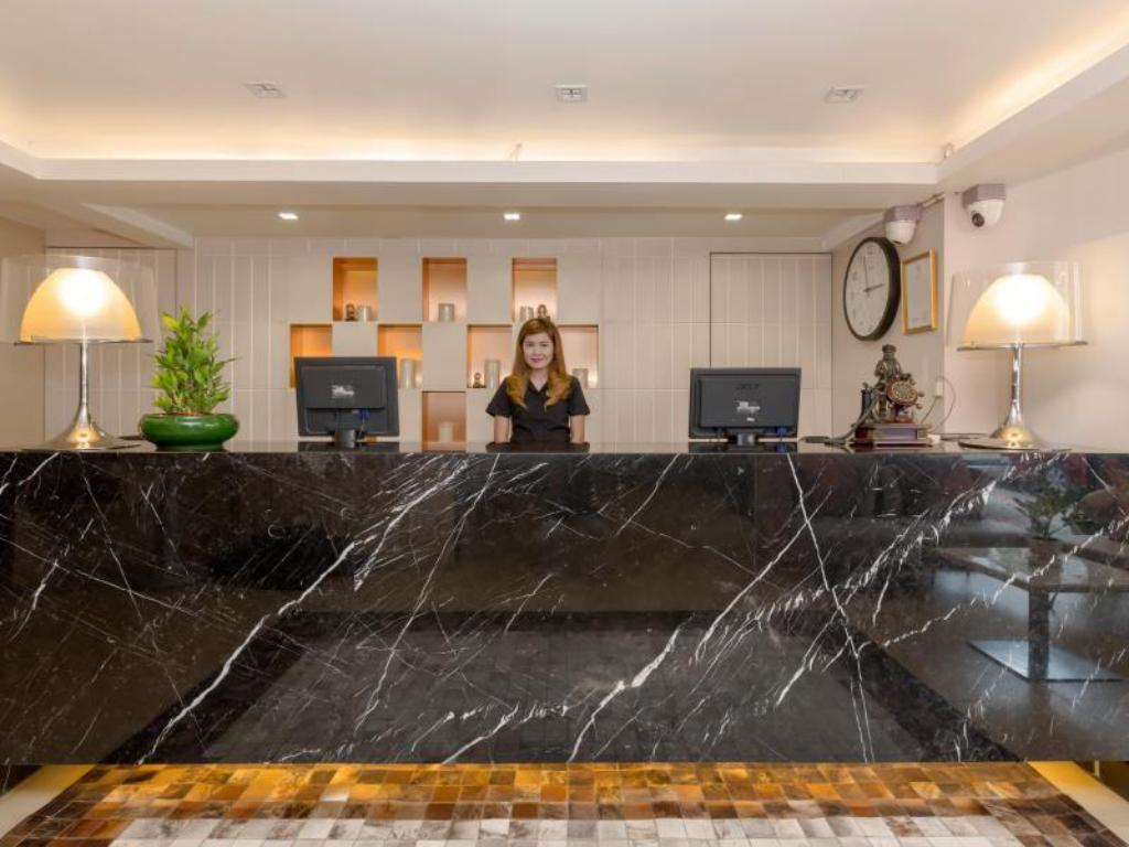 The Golden Ville Boutique Hotel & Spa in Pattaya - Room