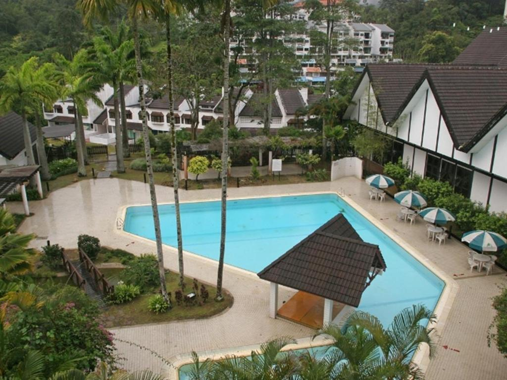 Swimming pool Genting View Resort