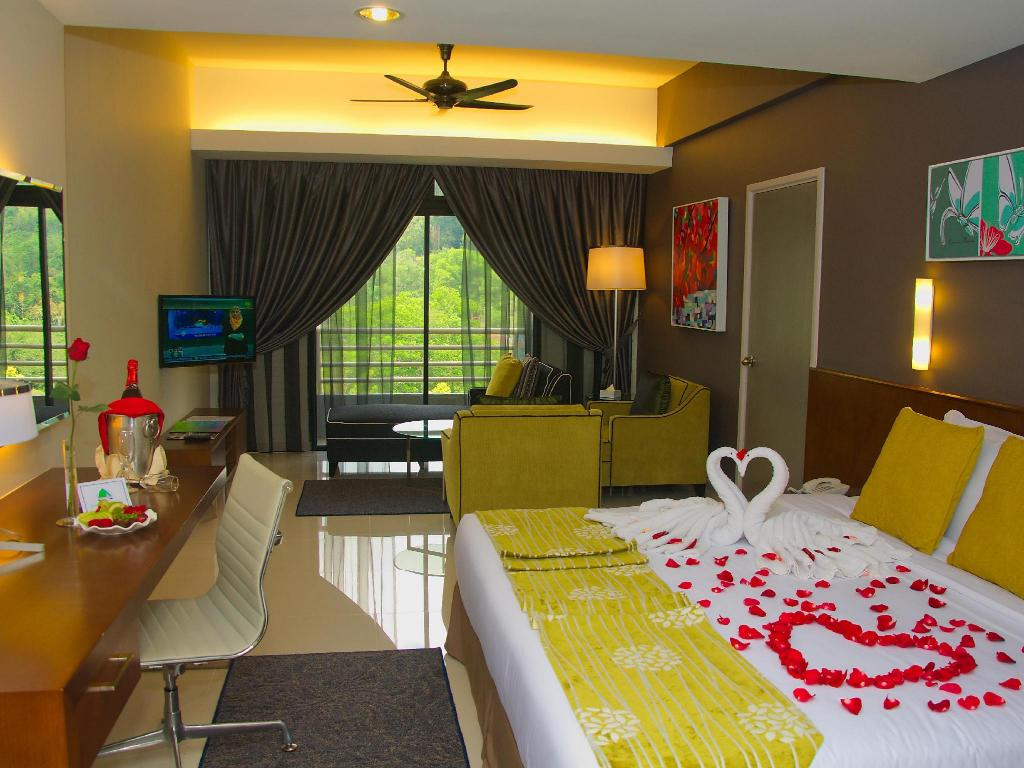 Honeymoon Package - Guestroom Genting View Resort