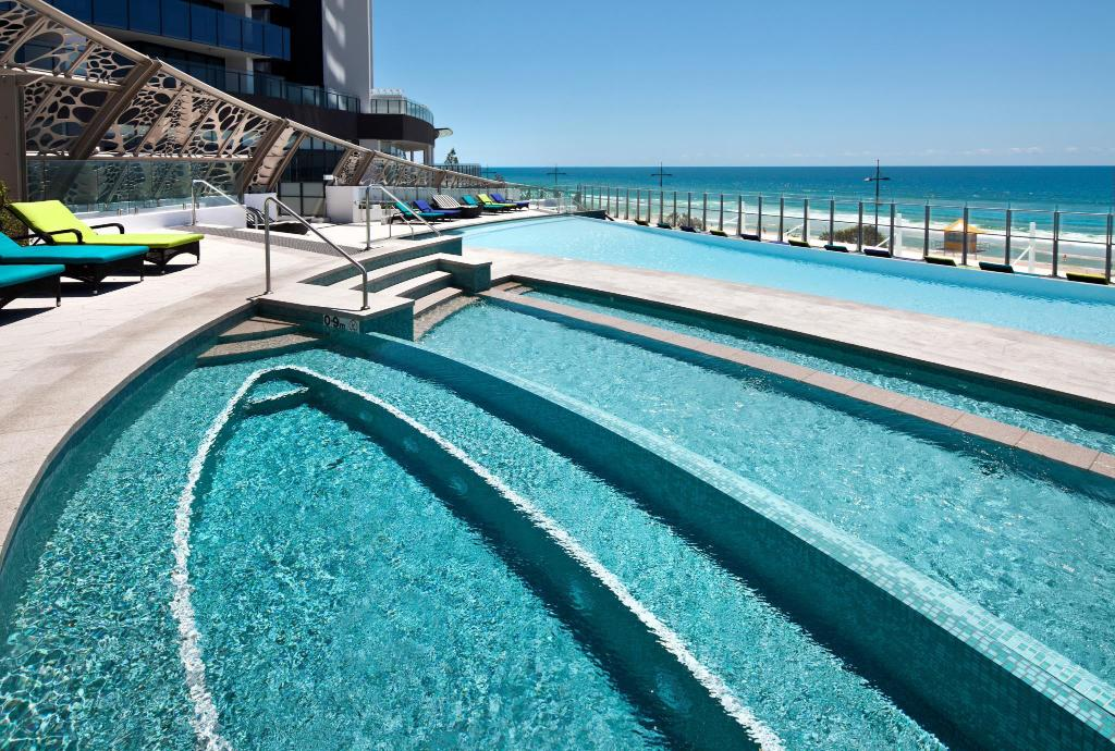 Swimming pool Peppers Soul Surfers Paradise