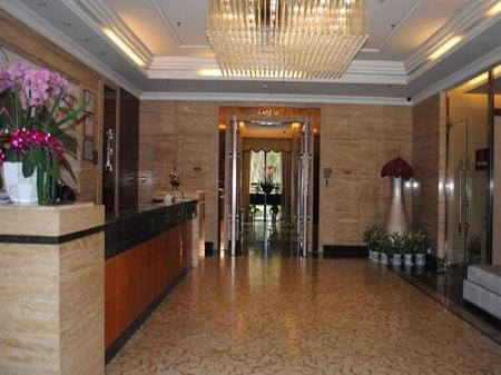 Lobby Bangtai International Apartment