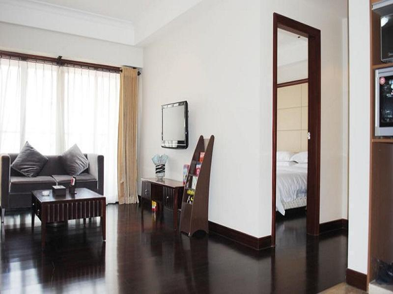 Suite Deluxe có giường King (Deluxe Suite with King Bed)