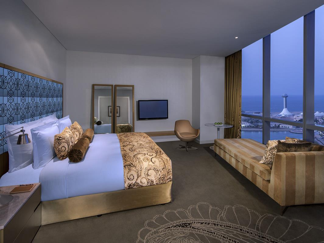 Quarto King Deluxe Clube (Deluxe Club King Room)