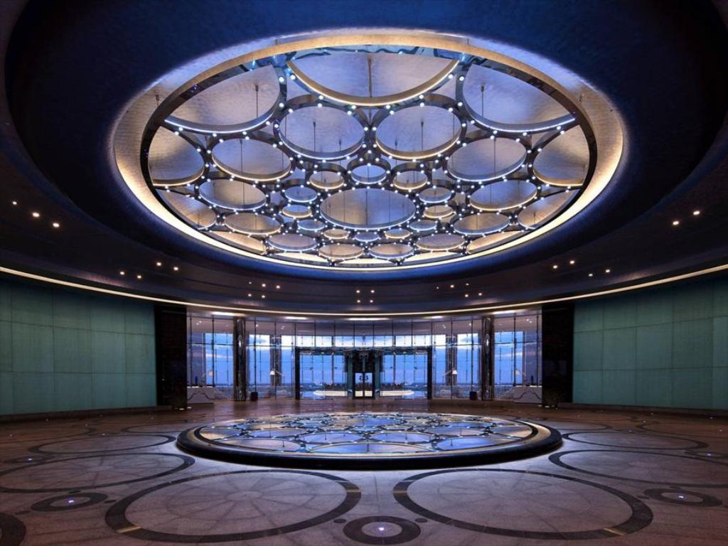 Lobby Jumeirah at Etihad Towers Hotel