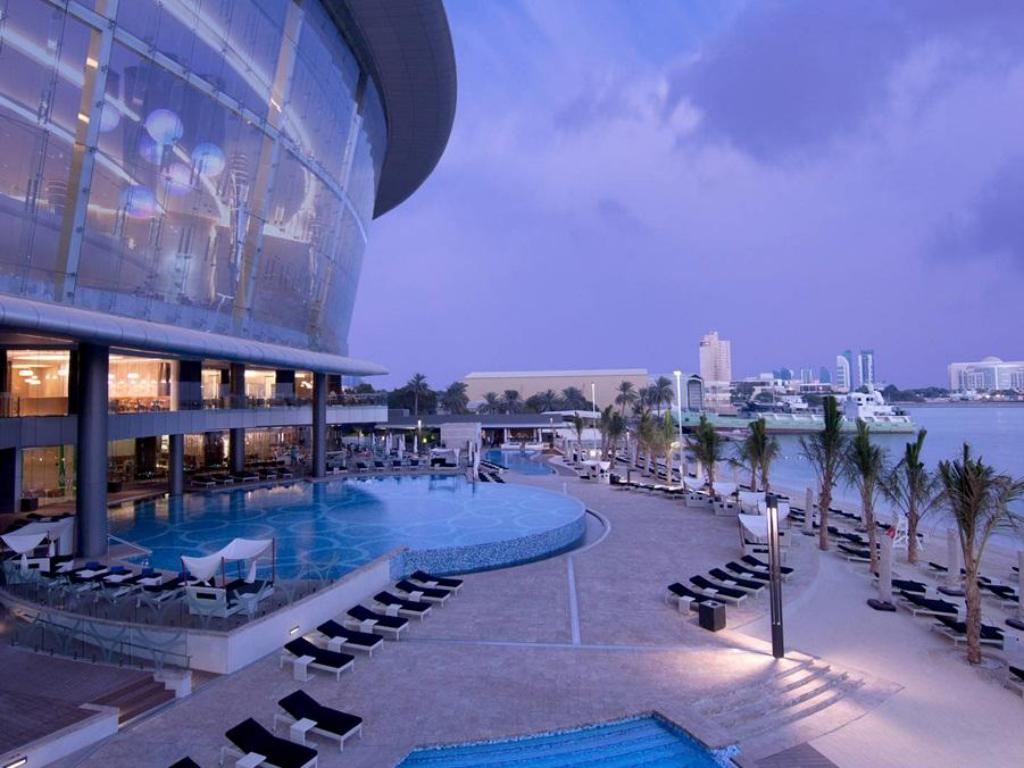 Best price on jumeirah at etihad towers residences - Hotels in abu dhabi with swimming pool ...