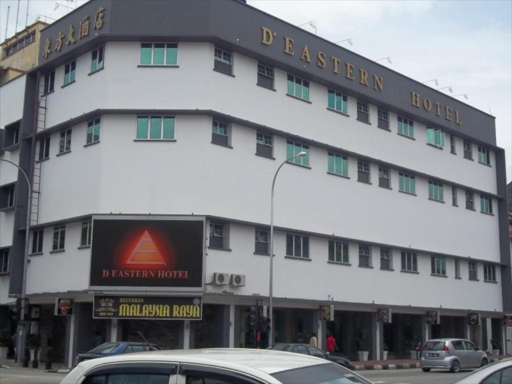 More about D Eastern Hotel