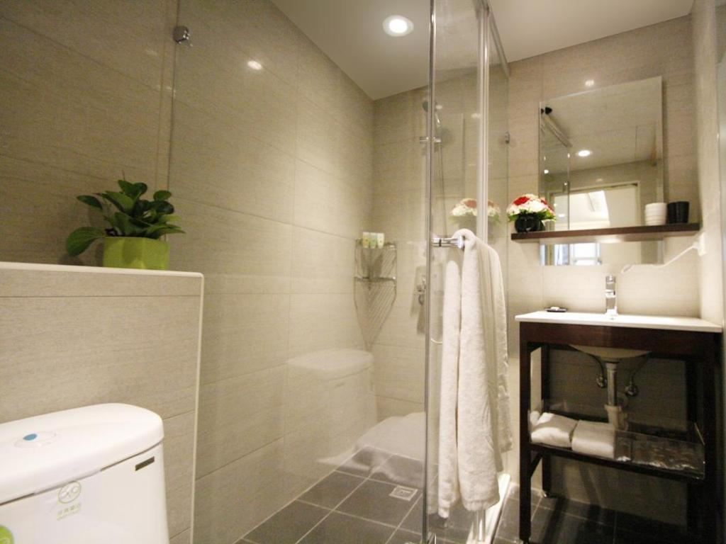 Bathroom Hotel Puri Ximen