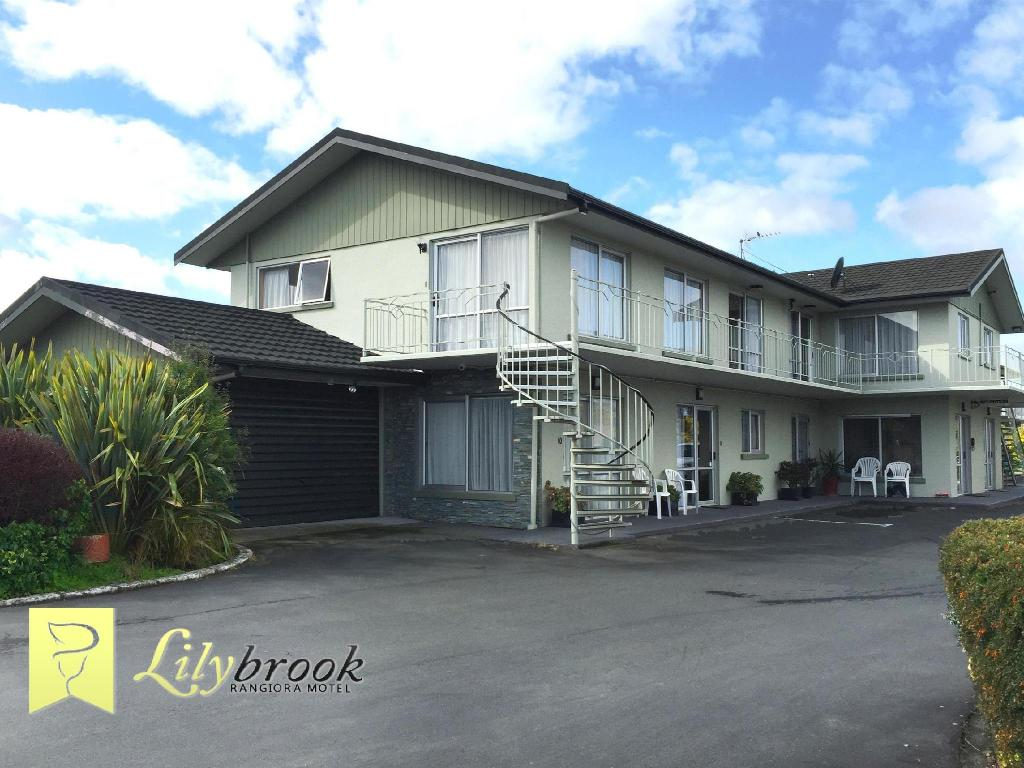 موتيل ليليبروك (Lilybrook Motel)