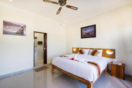 Double with Sea View Seaweed Guesthouse Lembongan