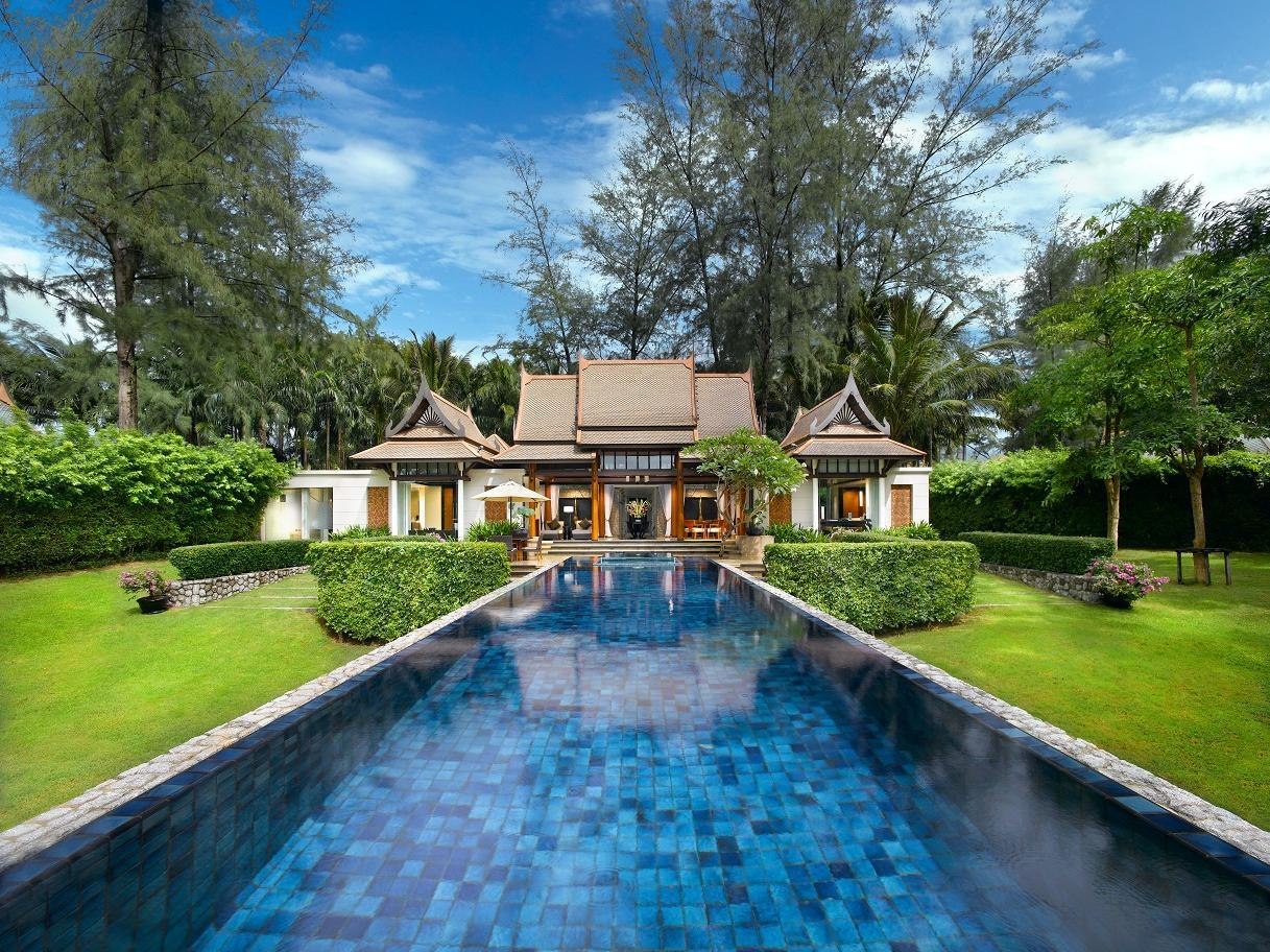 One-Bedroom Private Double Pools Villa with Complimentary Airport Transfer