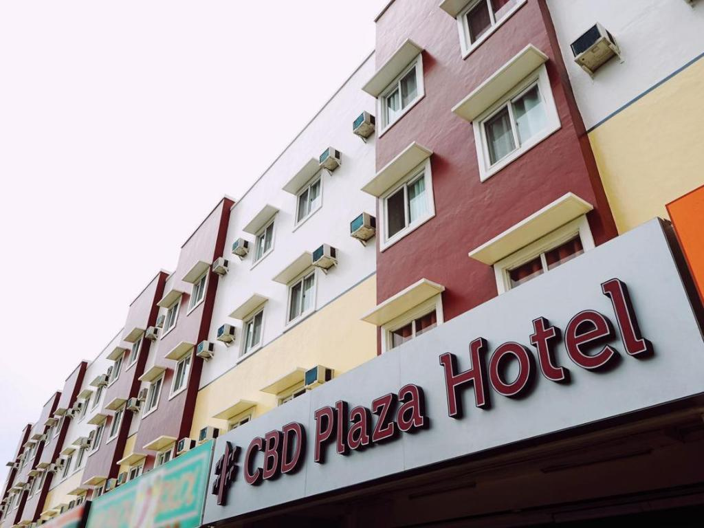More about CBD Plaza Hotel