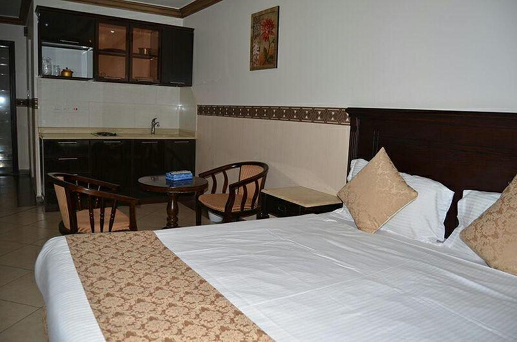 Studio - Bett Mazaya Tolin Hotel Apartments