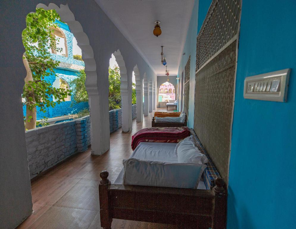Interior view Moustache Pushkar