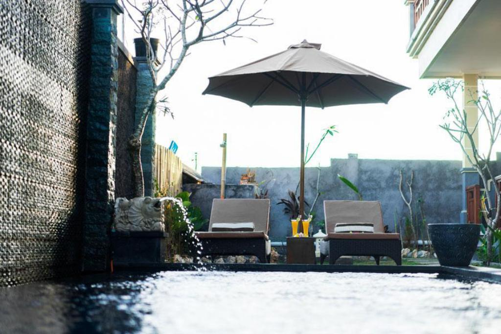 Swimming pool [outdoor] Seaweed Guesthouse Lembongan