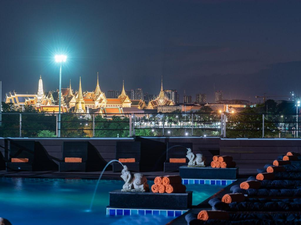Swimming pool [outdoor] D&D Inn Khaosan