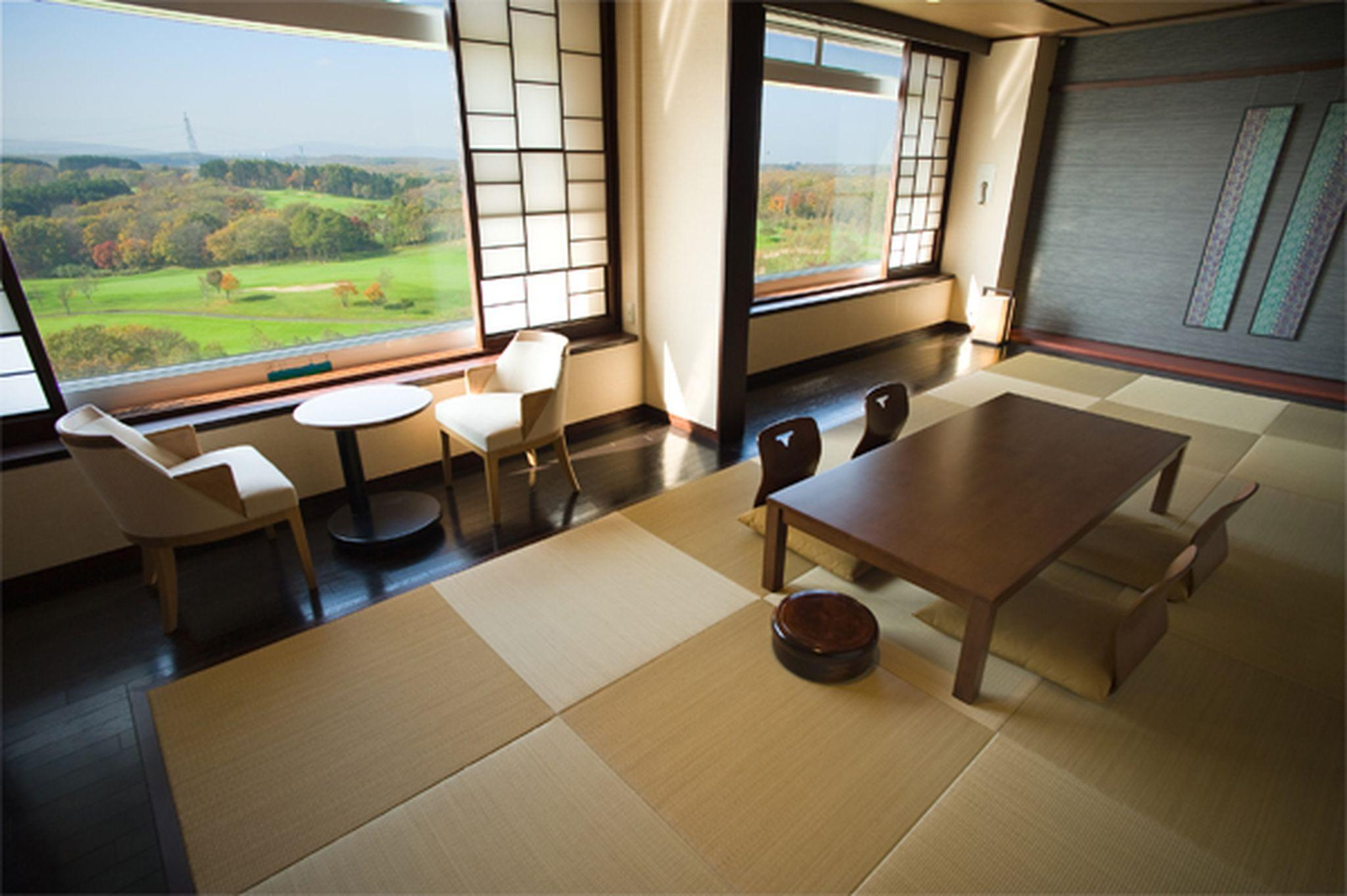 Japanese Style Room for 6 People - Smoking