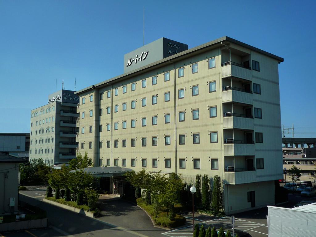 Hotel Route Inn Shin-shirakawa Eki Higashi In Shirakawa