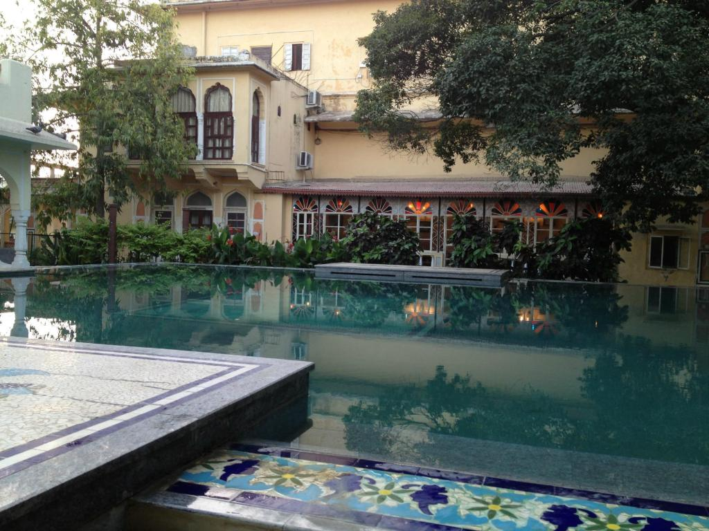 Naila Bagh Palace A Heritage Home Hotel In Jaipur Room Deals Photos Reviews