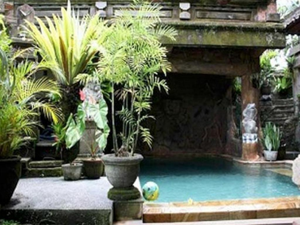 Swimming pool [outdoor] Gusti Garden 2 Guest House