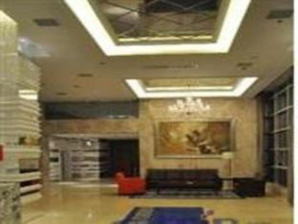 Empfangshalle Starway Hotel Haiyuan Nantong Qingnian West Road