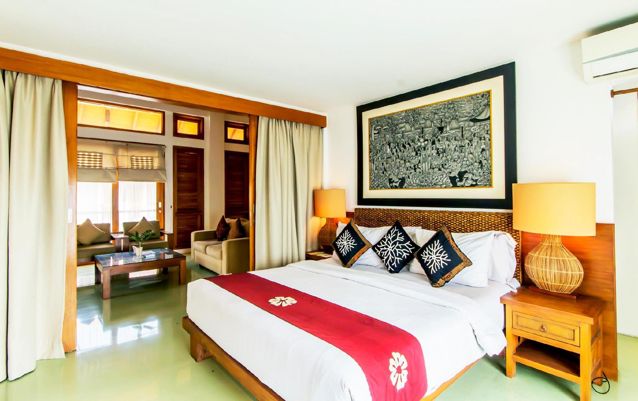 Suite Tower dengan Sarapan untuk 4 Orang (Tower Suite with Breakfast for 4 persons)