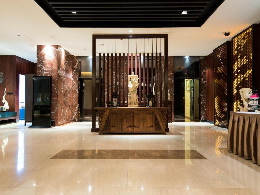 More about SSAW Boutique Hotel Shanghai Bund
