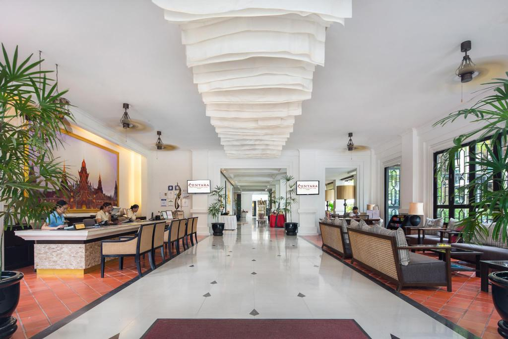 Lobby Centara Anda Dhevi Resort and Spa