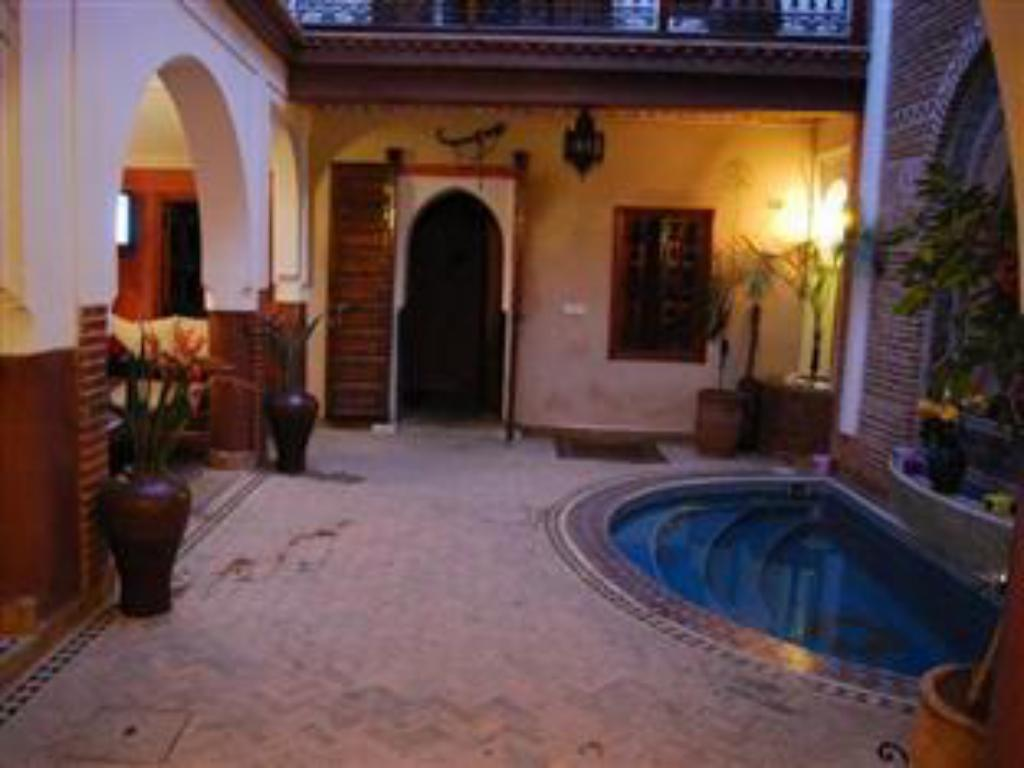 Interior view Dar Salama Guest House