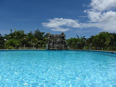 Swimming pool Bohol Sunside Resort