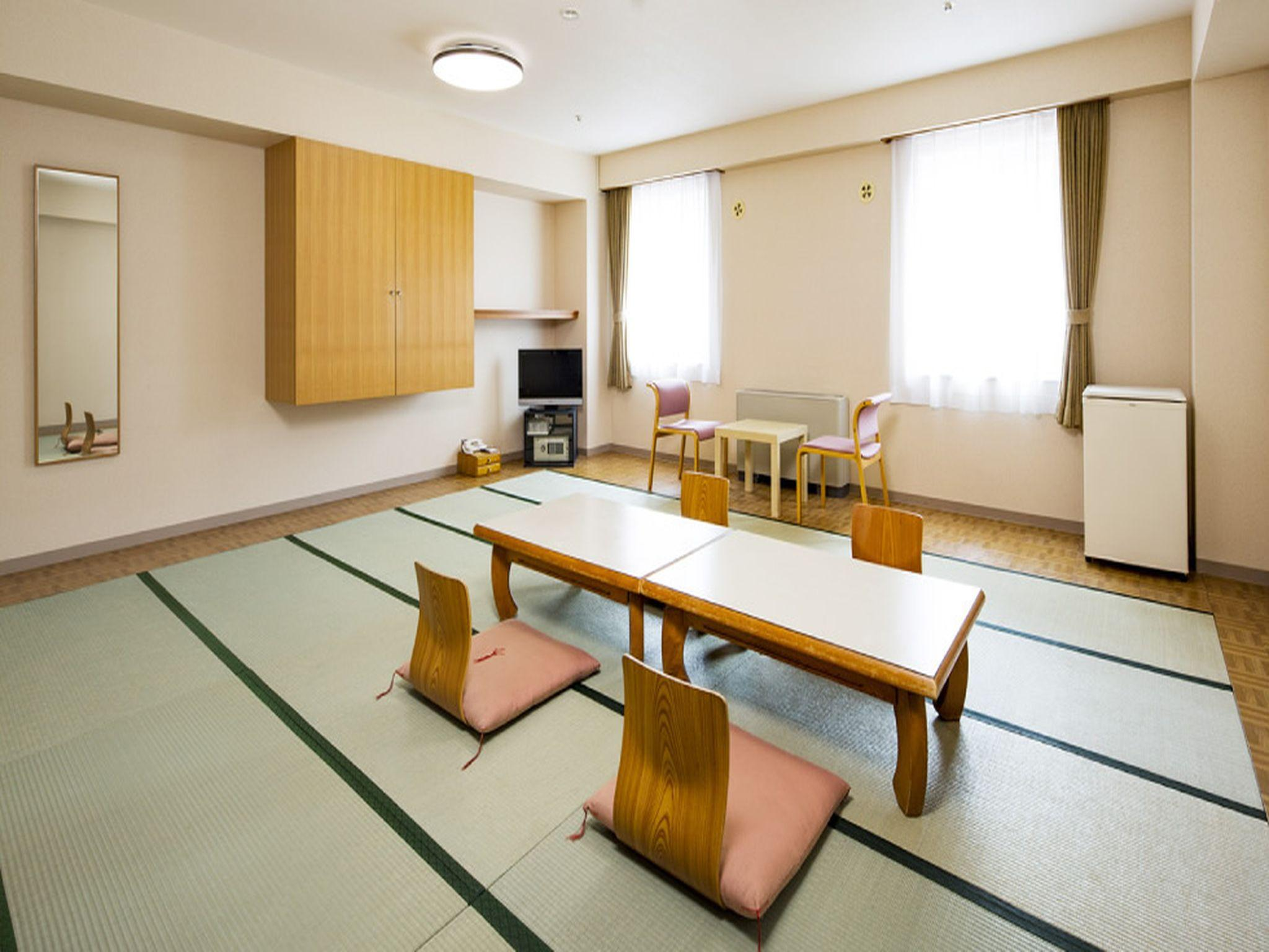 Japanese Style Room for 6 People - Non-Smoking