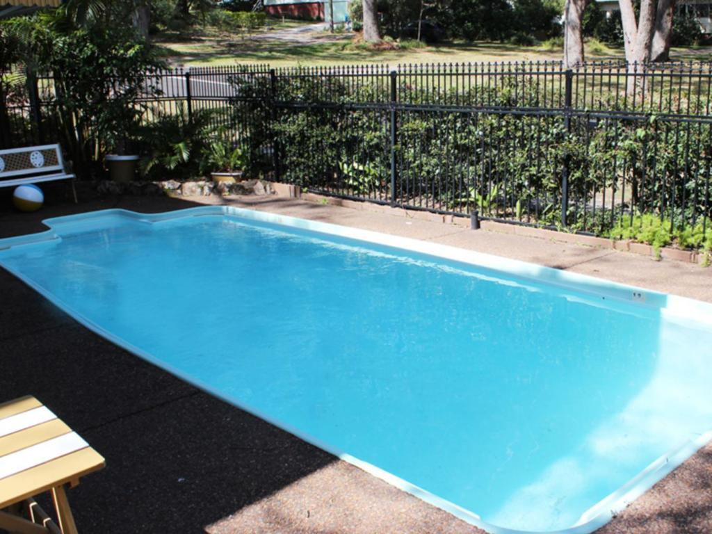 Swimming pool Port Stephens Motel