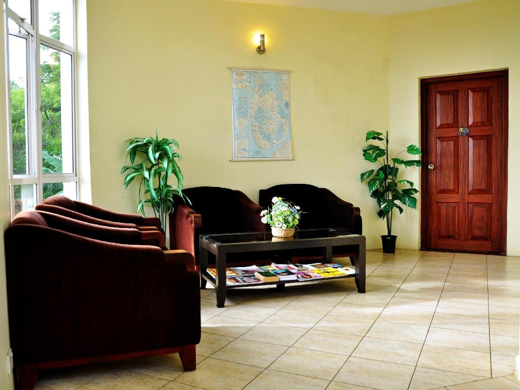 Lobby Kandyan View Holiday Bungalow