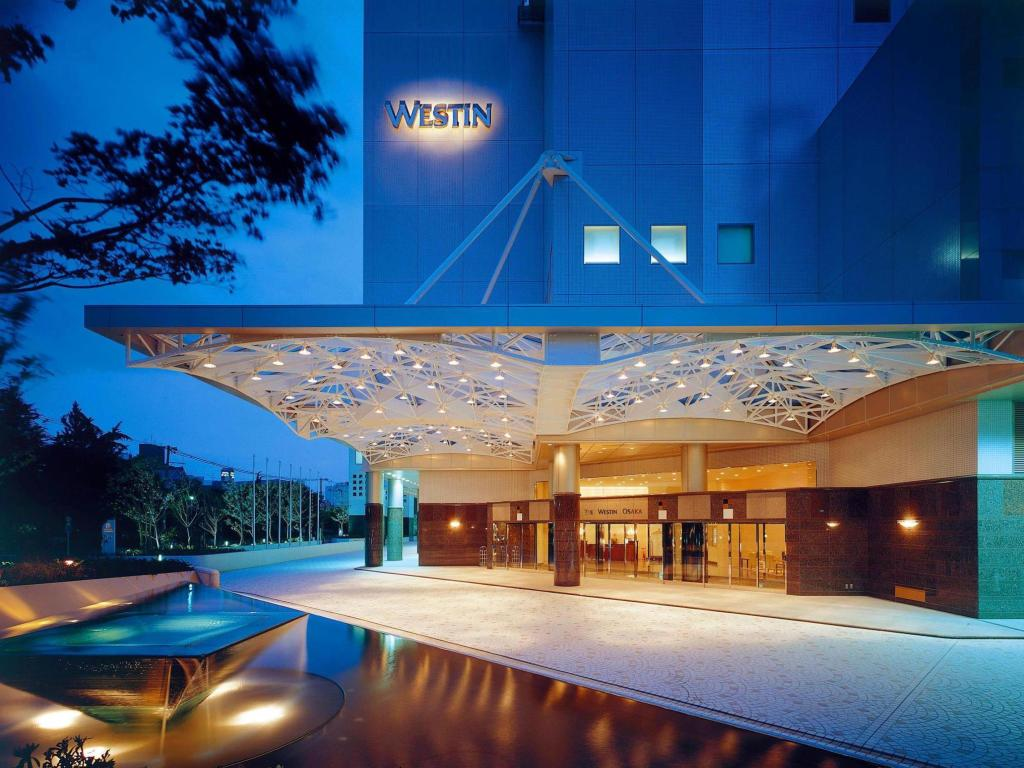 More about The Westin Osaka Hotel