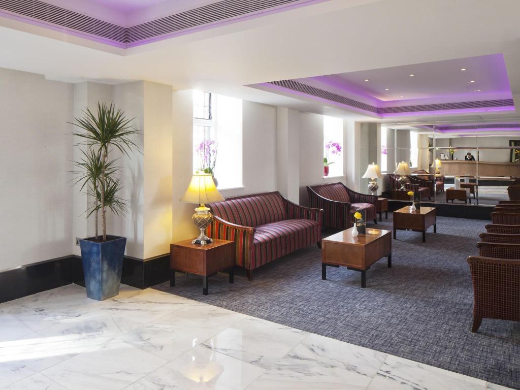 wellington hotel deluxe double. Lobby Grange Wellington Hotel Deluxe Double