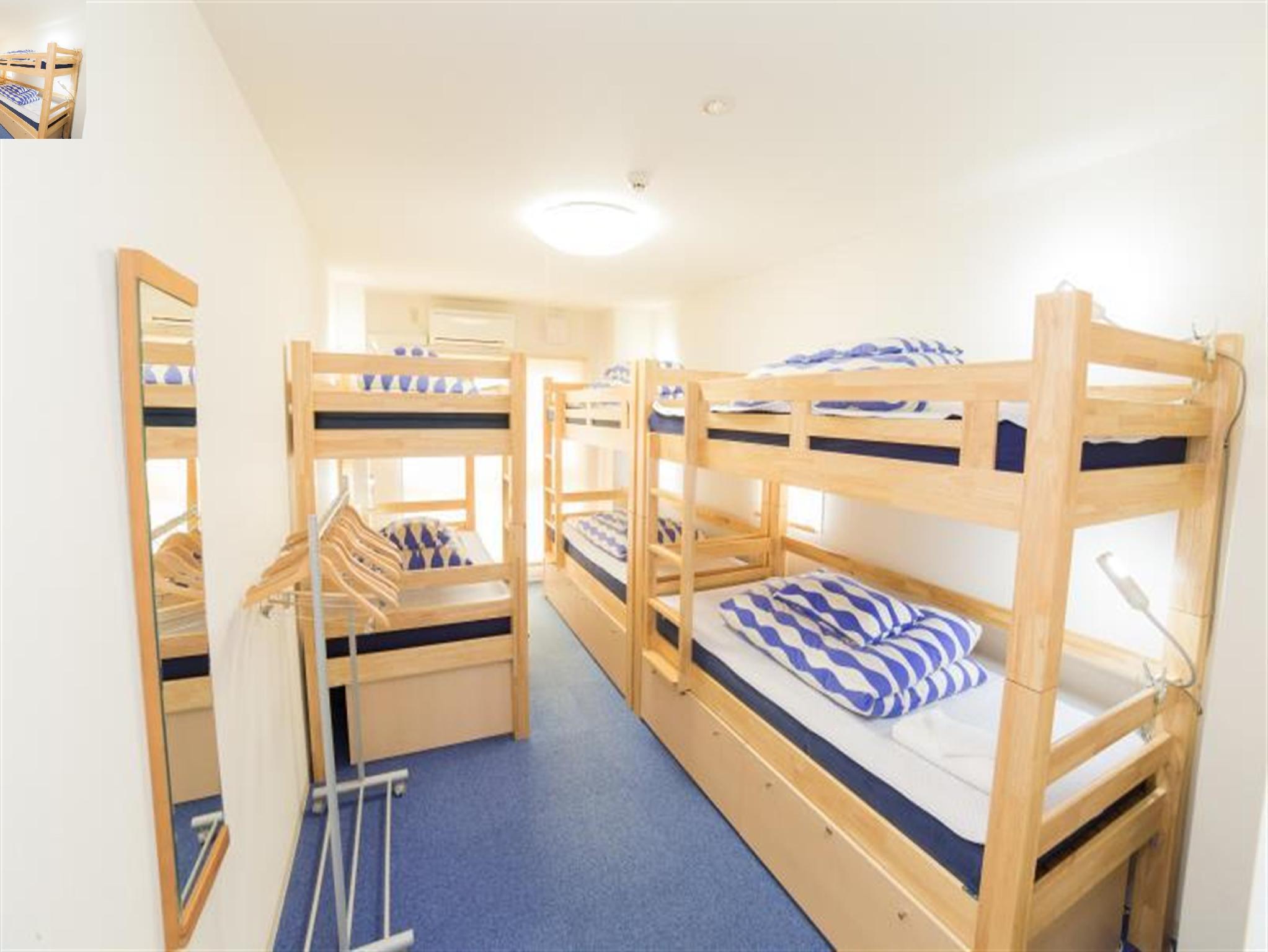 6-Bed Dormitory (Female)