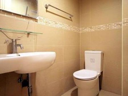 Bathroom Lucky Apartment-TWTC Linguang